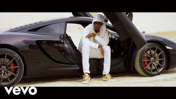 Patoranking – God Over Everything (OFFICIAL MUSIC VIDEO)
