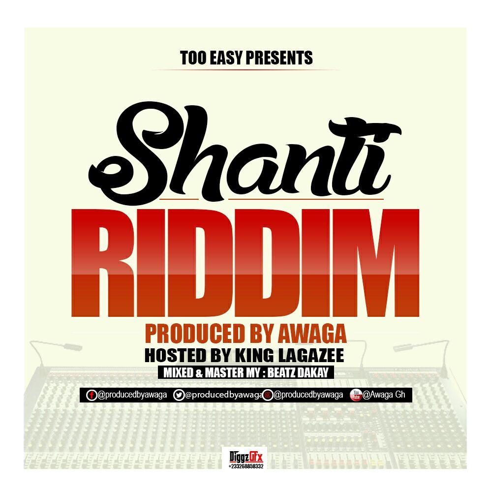 Produced By Awaga Set To Release 'Shanti Riddim'