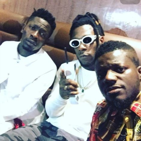 Shatta Wale – My Guy (Prod By WillisBeatz)
