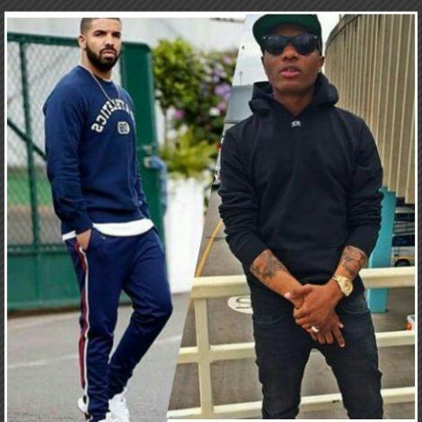 Wizkid x Drake – Hush Up the Silence