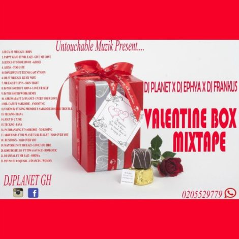 Dj Planet – Valentine Box Mixtape