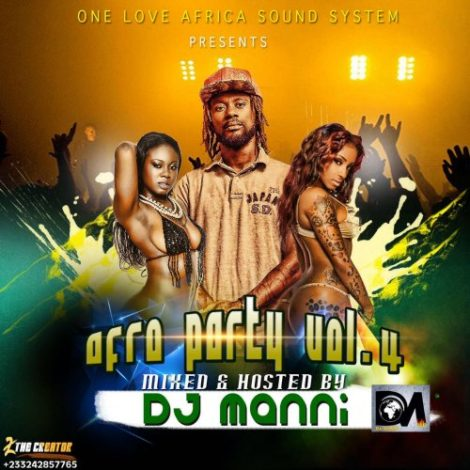 Dj Manni – Afro Party Vol.4