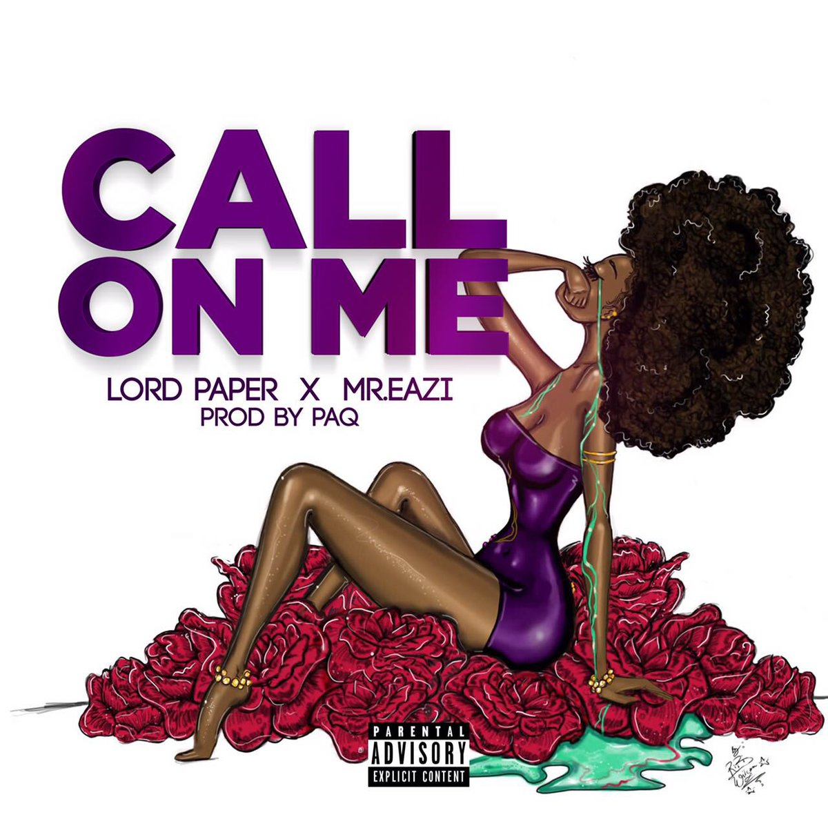 Lord Paper – Call On Me (feat. Mr. Eazi)(Prod By Paq)