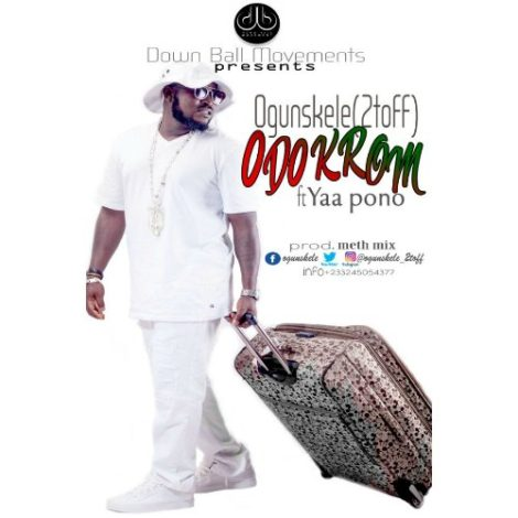 Oguns Kele – Odo Krom (Feat. Yaa Pono)(Prod By MethMix)