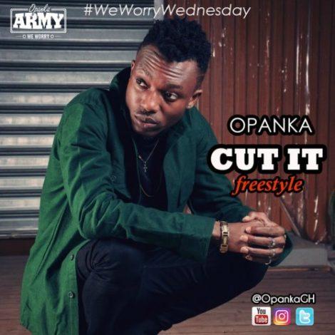 Opanka – Cut It Freestyle