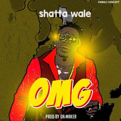 Shatta Wale – OMG (Prod By Da Maker)
