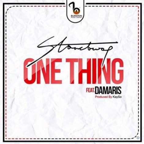 Stonebwoy – One Thing (feat. Damaris)(Prod By Kayso)
