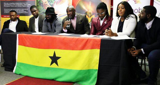 2017 Ghana Music Awards UK Calls For Entries