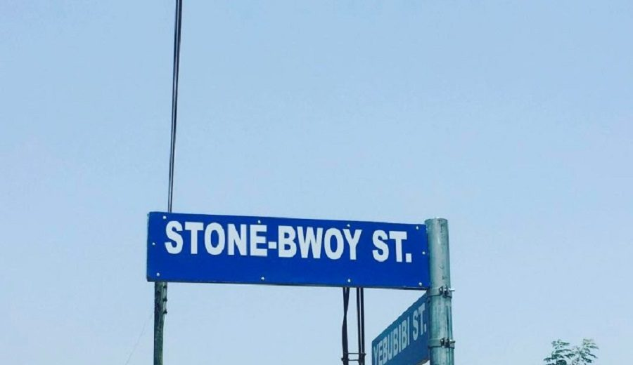 Ashaiman Names Street After Stonebwoy