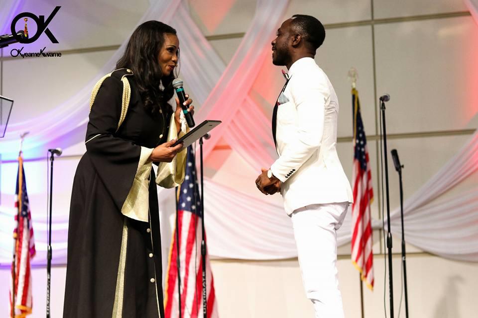 Barack Obama Honours Ghanaian Artiste Okyeame Kwame