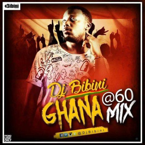 DJ Bibini – Ghana @60 MIX