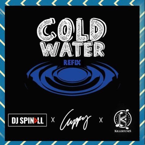 DJ Spinall x DJ Cuppy x Killertunes – Cold Water Refix