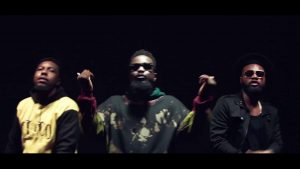 Fortune Dane ft. Sarkodie - Headshots (OFFICIAL MUSIC VIDEO)