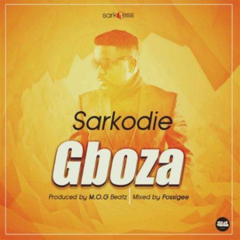 Sarkodie – Gboza (Prod By M.O.G Beatz)