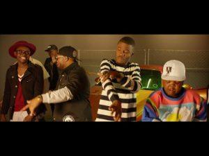 Tweezy ft. Khuli Chana x Victoria Kimani x Ice Prince - Ambitions (Remix)(Official Video)