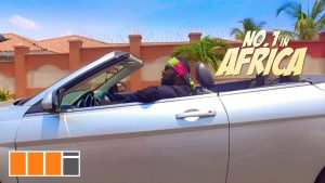 Yaa Pono - No.1 In Africa (OFFICIAL MUSIC VIDEO)