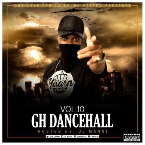 DJ Manni – Gh Dancehall Vol. 10