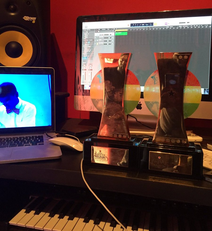 Killbeatz Wins Producer Of the Year at 2017 VGMA