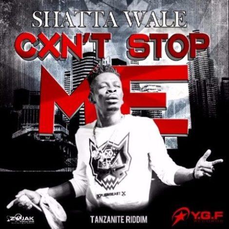 Shatta Wale – Caan Stop Me (Tanzanite Riddim)