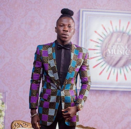 Stonebwoy on consistent wins, Grabs 2 awards at #VGMA2017