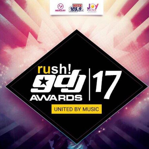 Full List On Winners at the Rush Ghana DJ Awards 2017