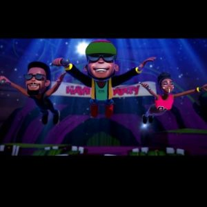 Jayso turns it up a notch with thrilling 3D visuals to his new single 'Have A Party' featuring Sarkodie & Raquel