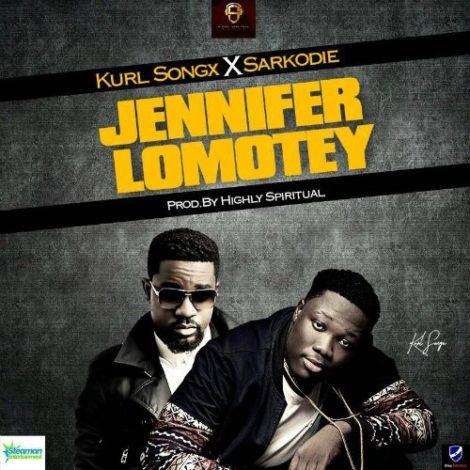 Kurl Songx – Jennifer Lomotey (feat. Sarkodie)(Prod By Kaywa)