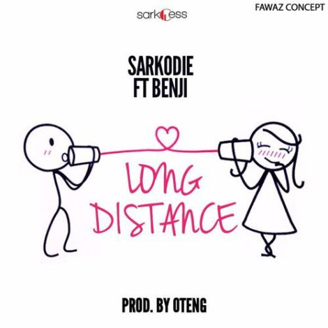 Sarkodie – Long Distance (feat. Benji)(Prod By Oteng)