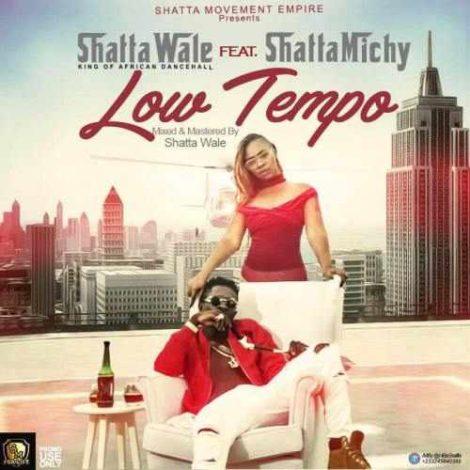 Shatta Wale – Low Tempo (feat. Shatta Michy)(Prod By Money Beatz)