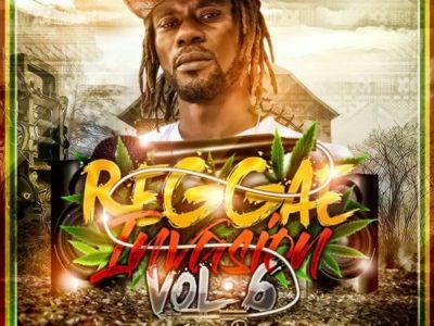 DJ Manni – Reggae Invasion Vol.6