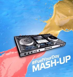 DJ Vyrusky - Fuel You Day (Party Mix)