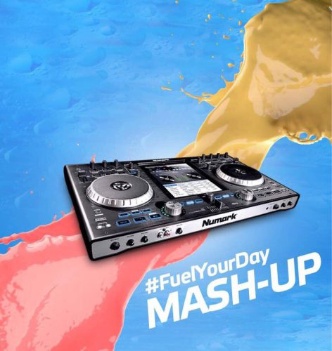 DJ Vyrusky – Fuel Your Day (Party Mix)