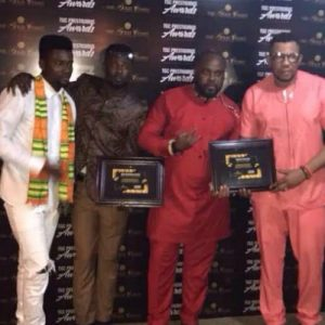 Mix Masta Garzy Honoured At Tgc Prestigious Awards