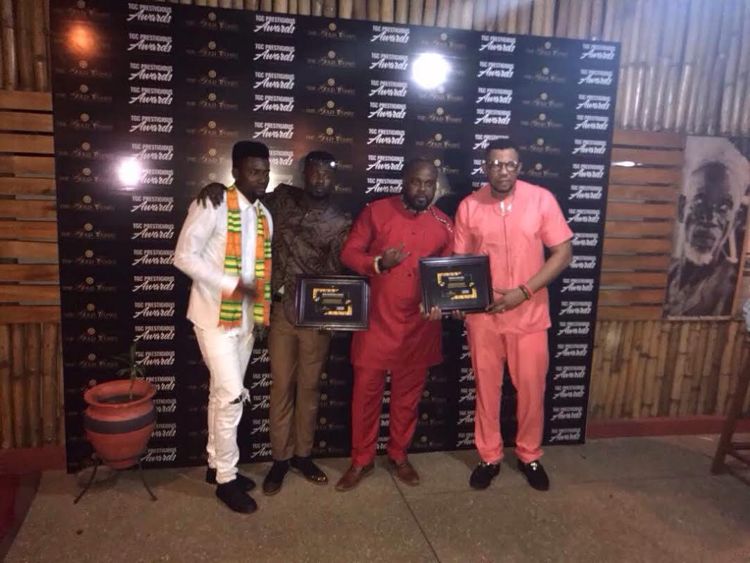 Mix Masta Garzy Honoured At Tgc Prestigious Awards