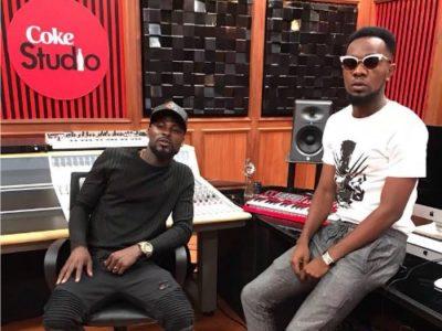 Mix Masta Garzy Spotted at Kenya, Nairobi Coke Studio Africa 2017 (1)