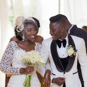 PHOTOS: Stonebwoy Weds Dr. Louisa Ansong