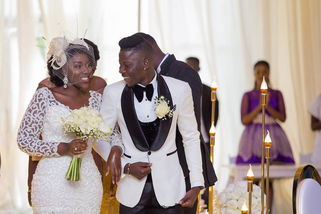 PHOTOS: Stonebwoy Weds Dr. Louisa Ansong 4