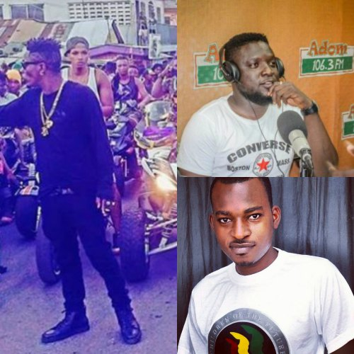 Shatta Wale's AYOO was produced by Shawers Biam and not Possigee