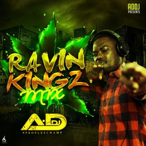 AD DJ – Ravinkingz Mix 5