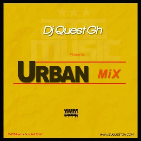 DJ Quest GH – Urban Mix 2017