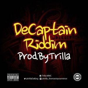 INSTRUMENTAL: DeCaptain Riddim (Prod by Trilla)