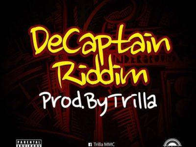 INSTRUMENTAL – DeCaptain Riddim (Prod by Trilla) www.beatznation.com