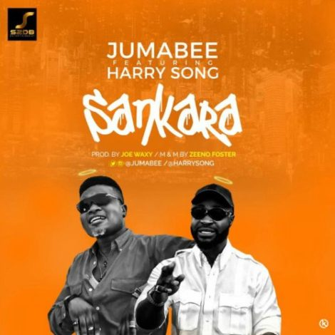 Jumabee – Sankara (feat. Harrysong)(Prod. By Joe Waxy)