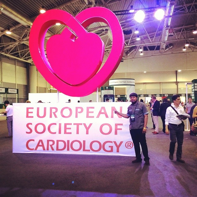 Knii Lante European Society of Cardiology