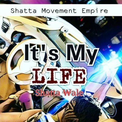 Shatta Wale – Its My Life (feat. Sarkodie)(Prod. By Shawers Ebiem)
