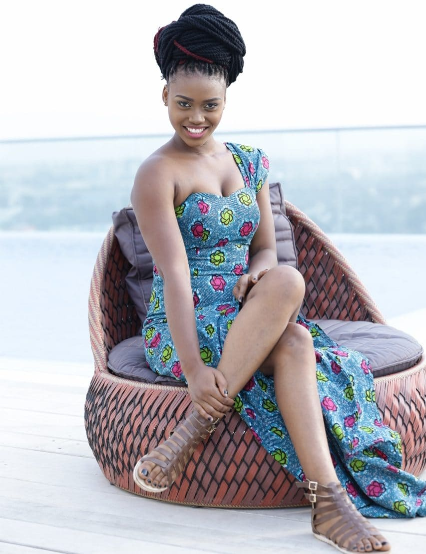 eShun Storms Saltpond With Her Electrifying Performance