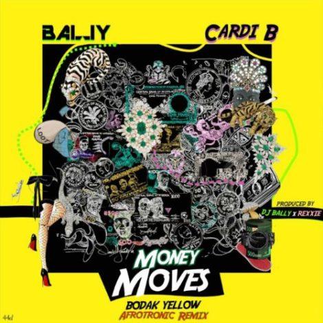 Cardi B X DJ Bally – Money Moves (Afrotronic Remix)