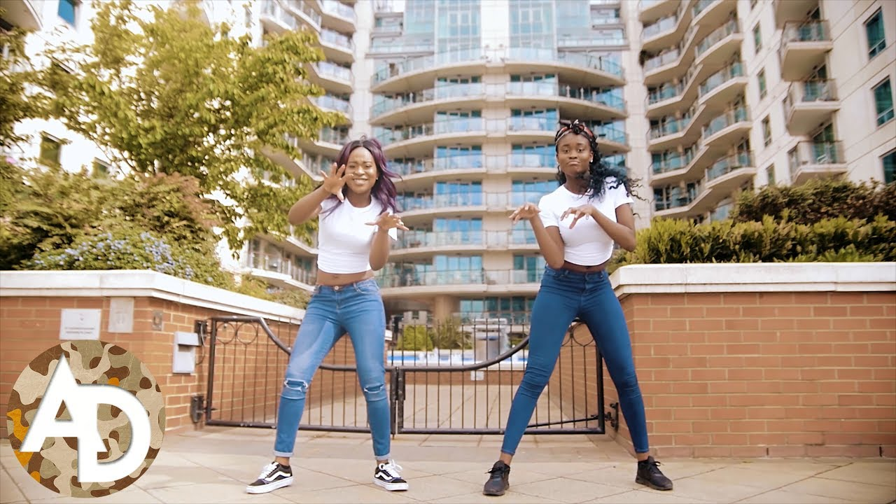 DANCE VIDEO: Dahlin Gage – Freestyle (feat. Wisa Greid) by Luisa & Erica