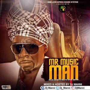 DJ Manni - Kojo Antwi Mr. Music Man 2017