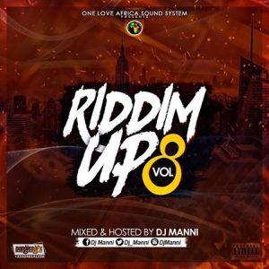 DJ Manni - Riddim Up Vol.8
